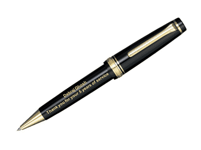 """""""I got a Rs 5k pen for my 5 year service anniversary"""""""