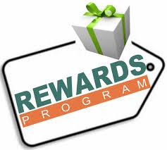 What do organizations do to reward their employees?