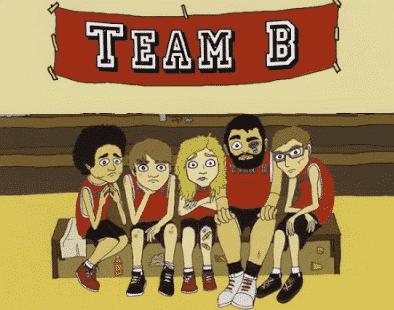Reward your B team!
