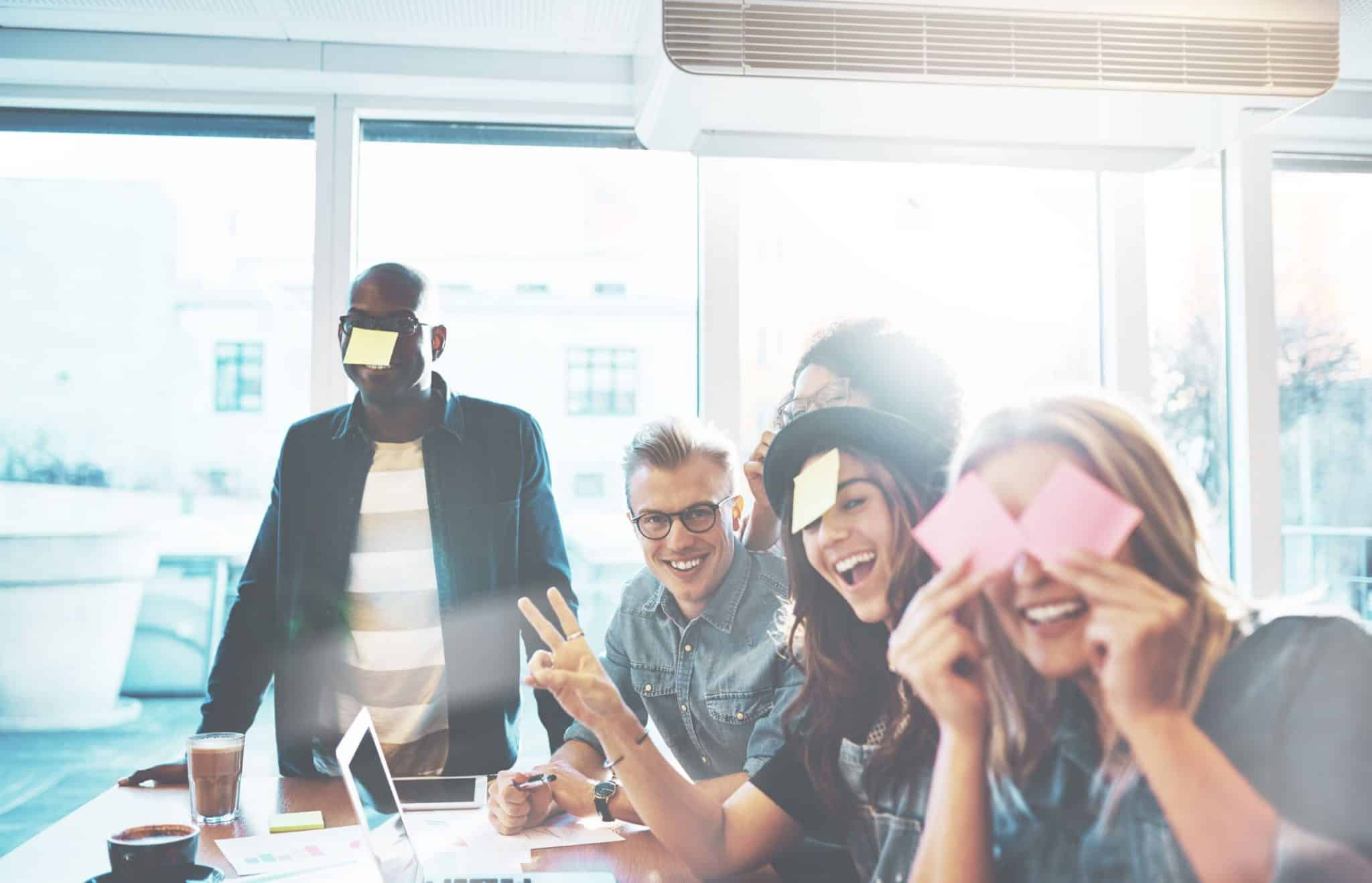 Making employee recognition a fun and wacky experience – useful tips and ideas