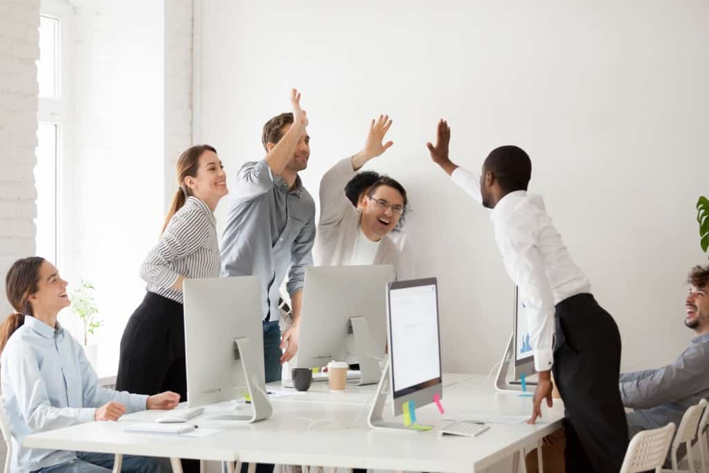 Building a culture of appreciation in the organization through employee recognition